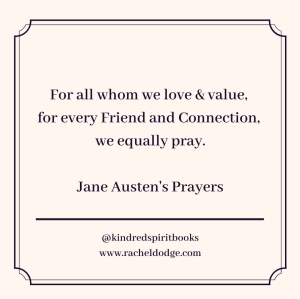 Image of Jane Austen's Prayers