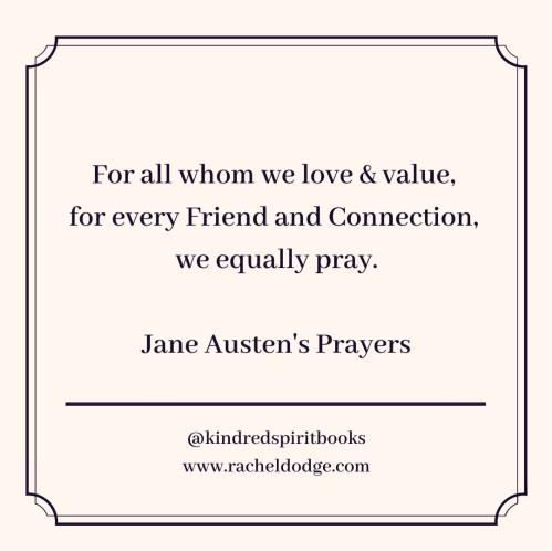 Image of Jane Austen's Prayers