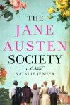 Image of the cover of The Jane Austen Society by Natalie Jenner