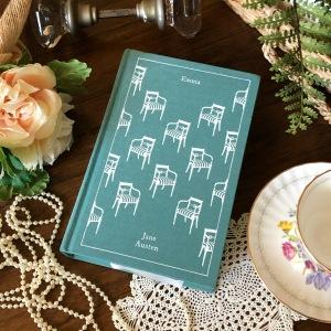Image of cover of Emma by Jane Austen, courtesy Rachel Dodge.