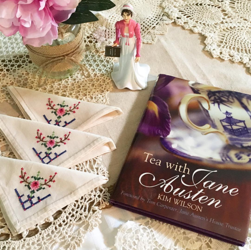Image of Tea with Jane Austen courtesy of Rachel Dodge