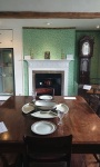 Image of dining room at the Jane Austen House Museum