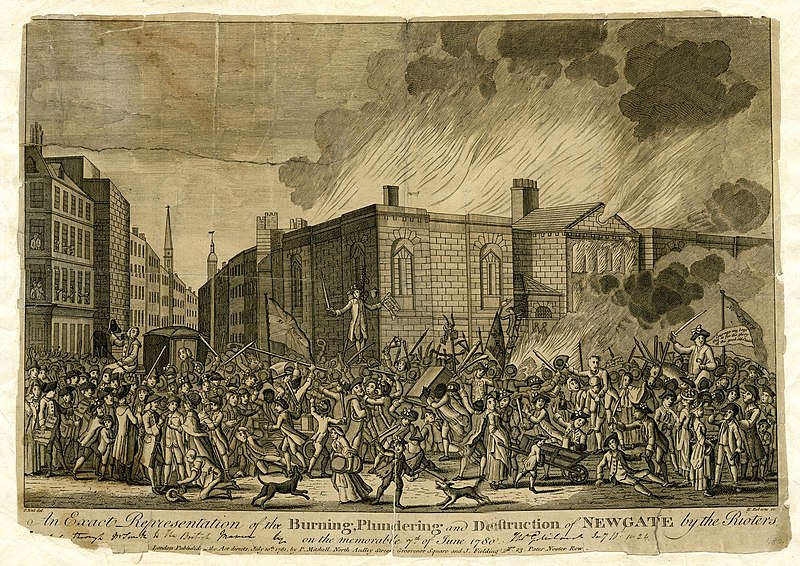 800px-An_exact_representation_of_the_Burning,_Plundering_and_Destruction_of_Newgate_by_the_rioters,_on_the_memorable_7th_of_June_1780_(BM_Z,1.4)