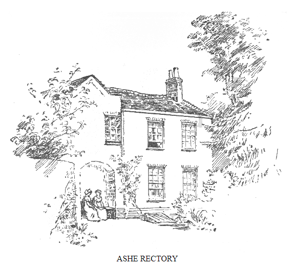 Ashe Rectory-Hill
