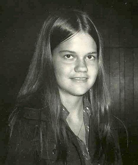 Image of Brenda Cox in High School