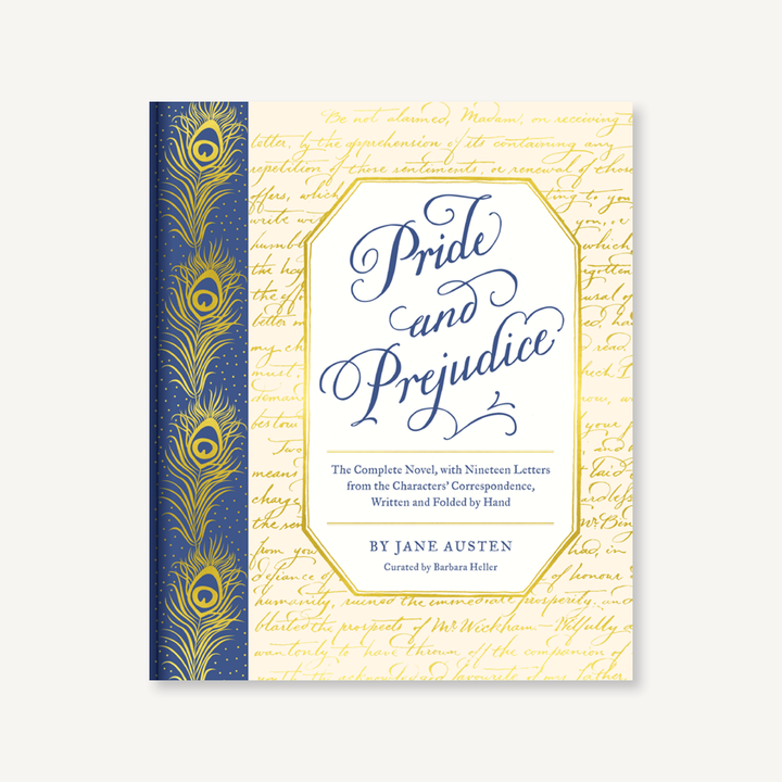 P&P Book Cover