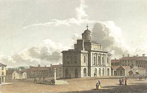 Image of Darlington in 1830