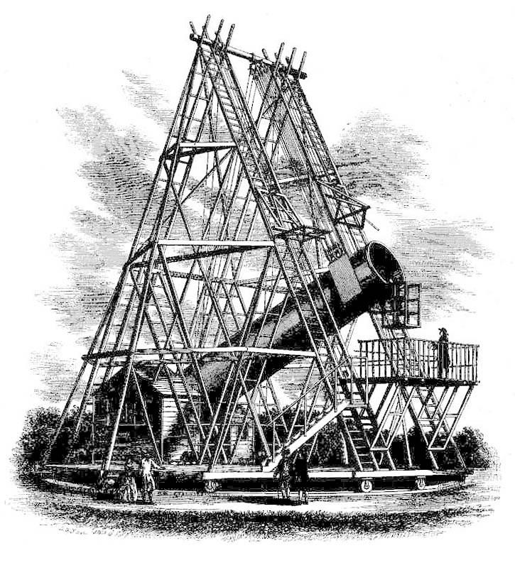 Herschel_40_foot-wikipedia-publicdomain