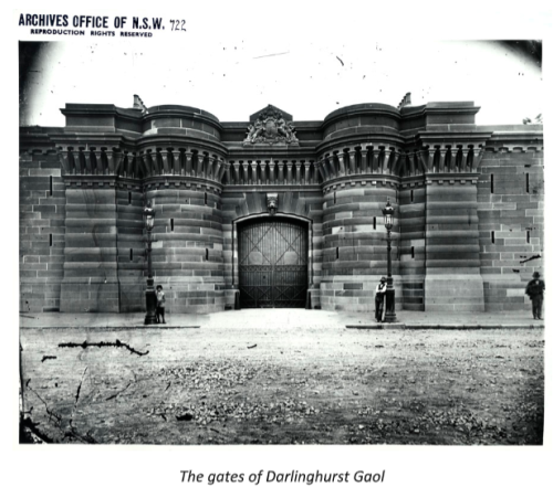 Image of the Gates of Darlinghurst