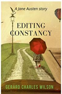 Book cover of Editing Constancy