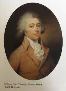 Image of William John Chute, by Emma Smith