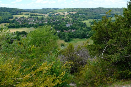Image Mickleham to the right of Box Hill