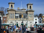 Old Town Hall,Kingston