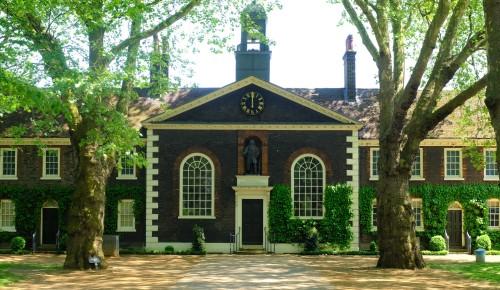 Photo of the Geffrye Almshouse