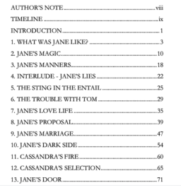 Chapters in the book