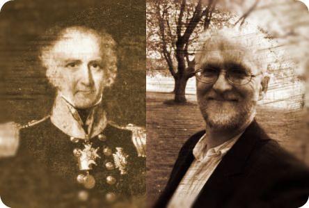 Frank Austen (l) & Ronald Dunning (r)